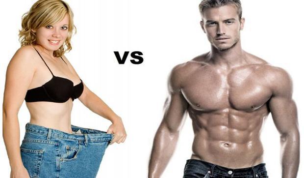 Как похудеть но не накачать