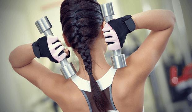 упражнения для сжигания жира на животе дома